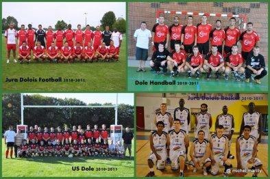 La reprise s'annonce, pour les rugbymen de Dole et Tavaux et les footballeurs JDF