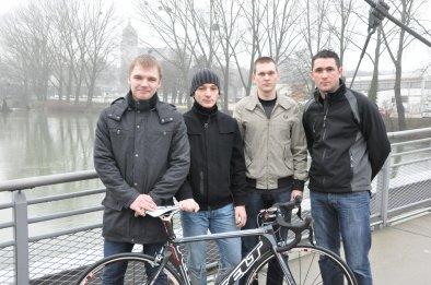 VC Dole: Les trois Lituaniens sont arrivés!