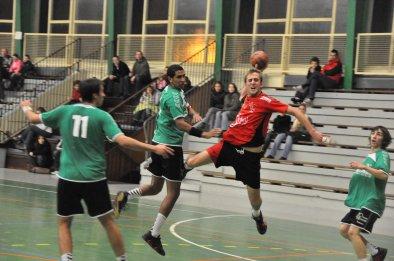Tous à la MJC ce soir pour soutenir el Dole Handball