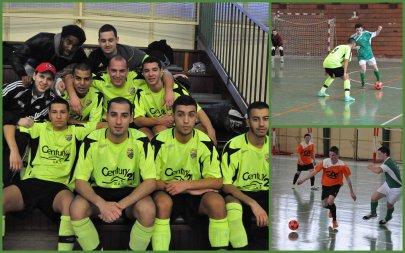 Futsal: Rhône Futsal et Crissey (Bourgogne) poursuivent l'aventure