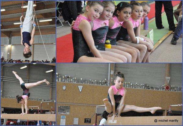 Championntas de Franche Comté de gymnastique
