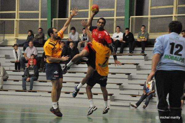 les résultats du Week-end des 12 et 13 mars Handball: Qui arrêtera Dole