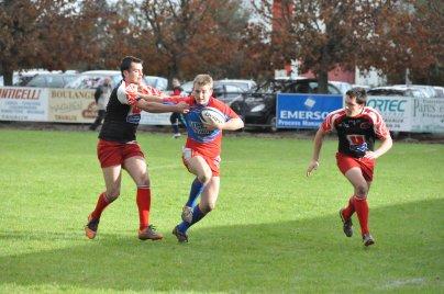 Rugby 1/32 de finale zone Nord EST