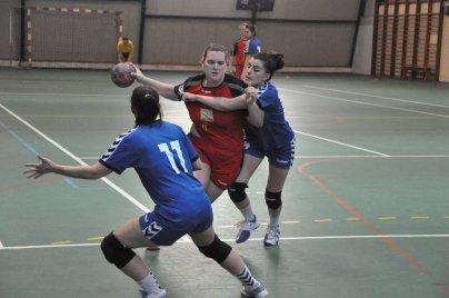 Handball Prénationale  Dole-Chaussin le retour...