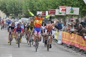 Tour du JURA 2011 Cycliste