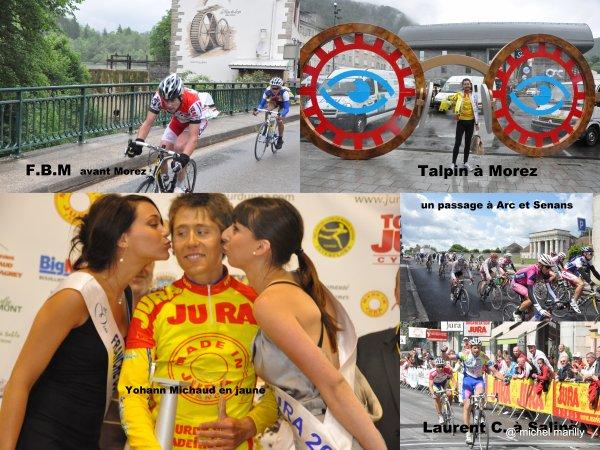 6e Tour du Jura 2011: souvenirs...