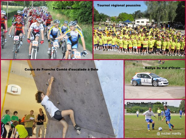 le week-end sportif du Nord Jura