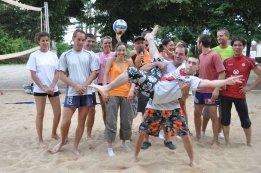 2e journée du Beach Volley à Dole