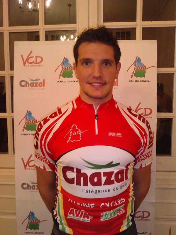 Vélo Club Dolois: la 22e victoire pour AMIOT