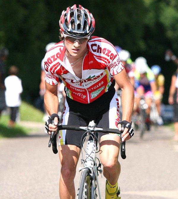 Cyclisme: les premiers bouquets d'Estèves en 2e cat