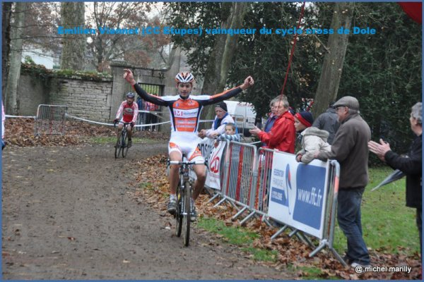 Cyclo cross de Dole