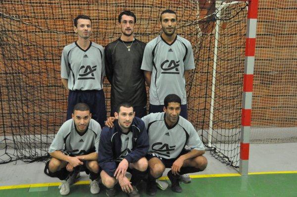 2e journée éliminatoire Futsal à Dole