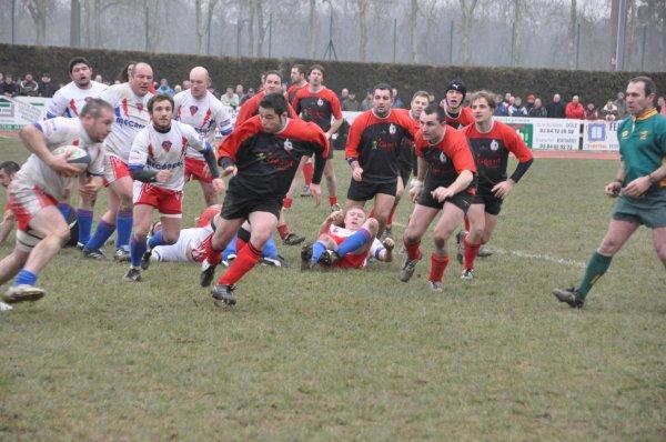 Rugby: Tavaux-Dole dimanche un derby explosif