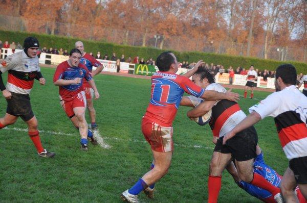 Rugby: Dimanche Tavaux-Dole la revanche
