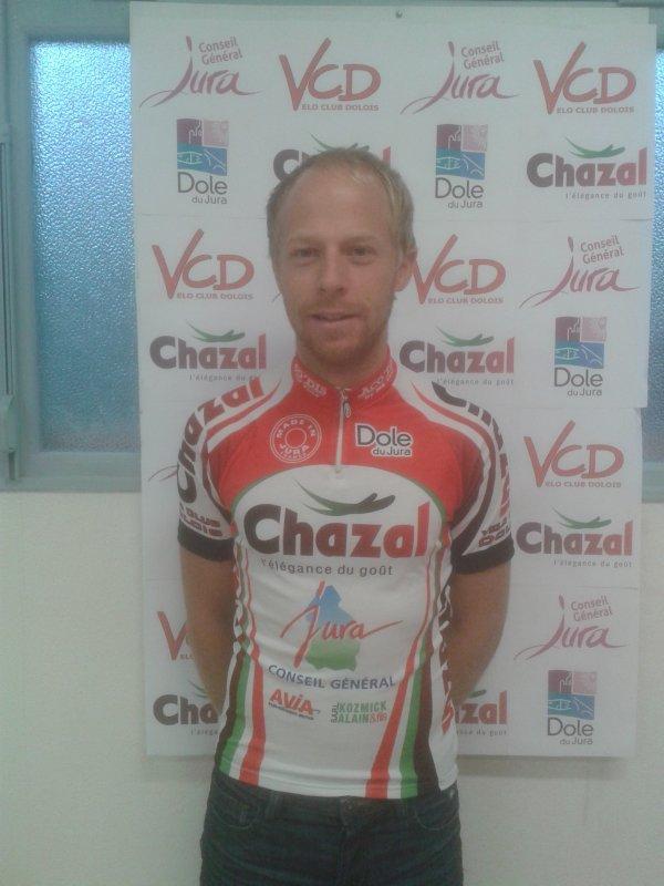 Cyclisme DN3   et de quatre pour le VC Dole