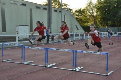 Samedi Interclubs d'athlétisme à Dole