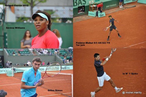 Roland Garros 01/06/2012