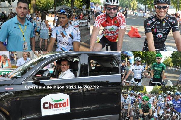 Critérium de Dijon 2012