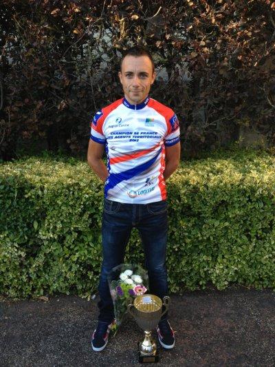 Damien Vuiller champion de France!
