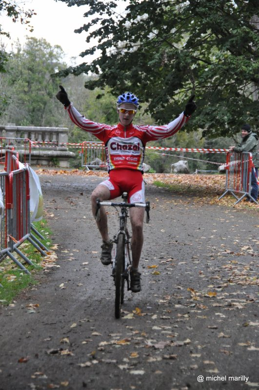 Cyclo Cross de Dole: 5eme édition