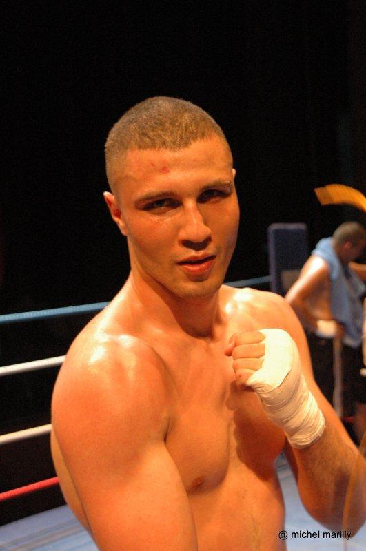 Boxe ce soir à Vesoul