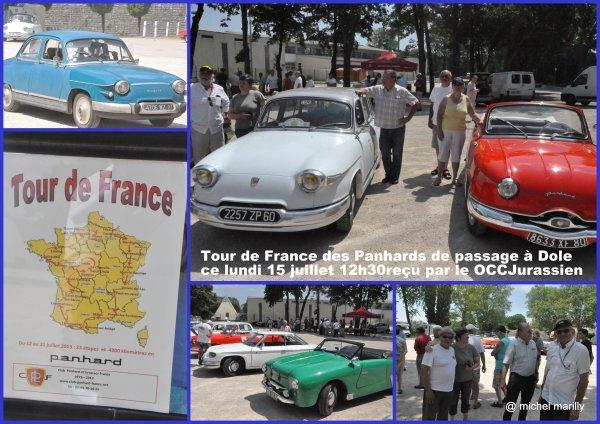 tour de France des Panhards