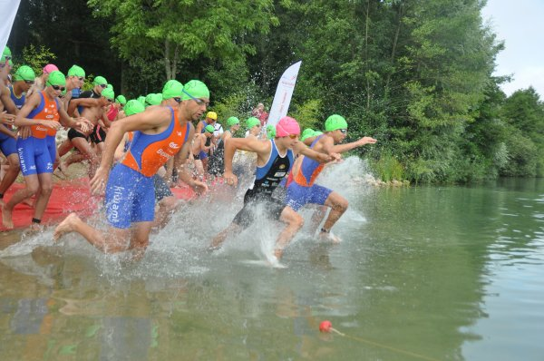 Triathlon de Dole