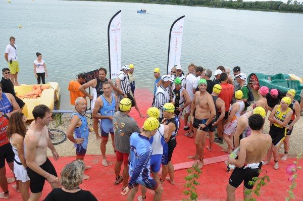 Triathlon CLM de Dole