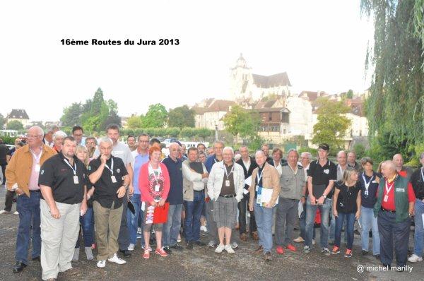 16ème Routes du Jura