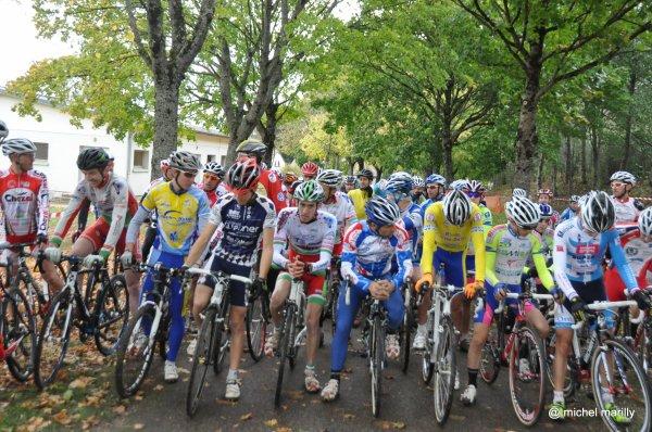 Vendredi C'est le 1er novembre et c'est la 6ème édition du cyclo cross de Dole!!!