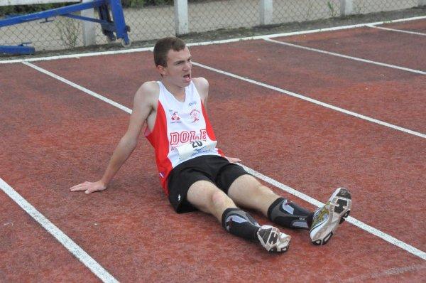 Athlétisme Criétrium National du jeune marcheur