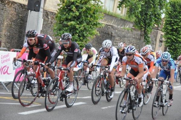 Sport: cyclisme le vire-vire de Dole