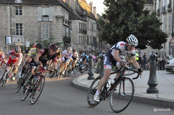 A Sébastien Petit (AC Champagnole) la nocturne de Dole
