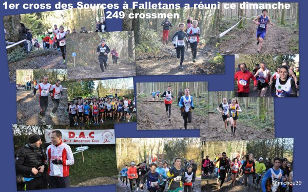 A vos marques...1er cross de Falletans