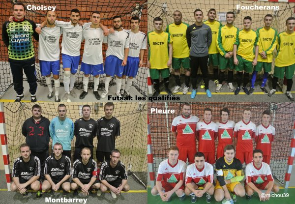 Avos marques les résultats du Futsal