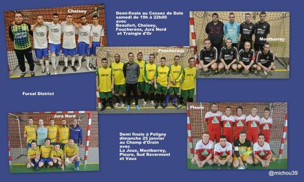 A vos marques Futsal