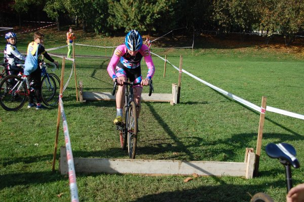 Cyclo cross le srésultats