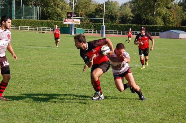 Avos marques: le programme sportif du week-end!