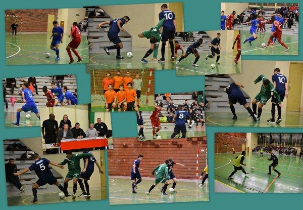 les éliminatoires de la coupe Nationale de Futsal (2ème tour)