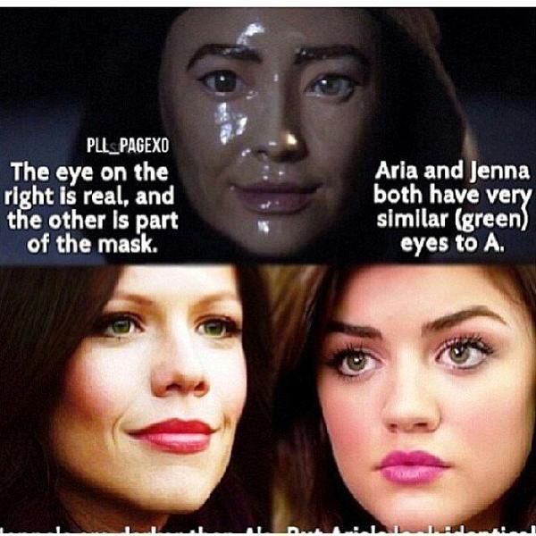 Théorie Jenna is A_