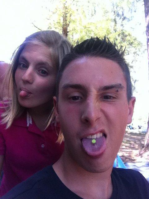Moi et la cousine ;) <3