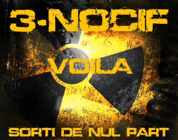 Sortis De Nulle Part / VOILÀ (2011)
