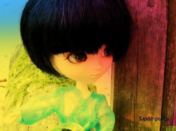 Ma Deuxième Pullip//Yukies//La Batteuse//