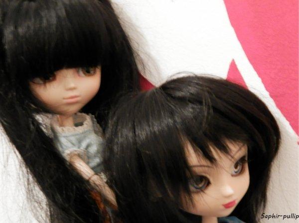 Déco, Cassi', Yuyu', Bara'