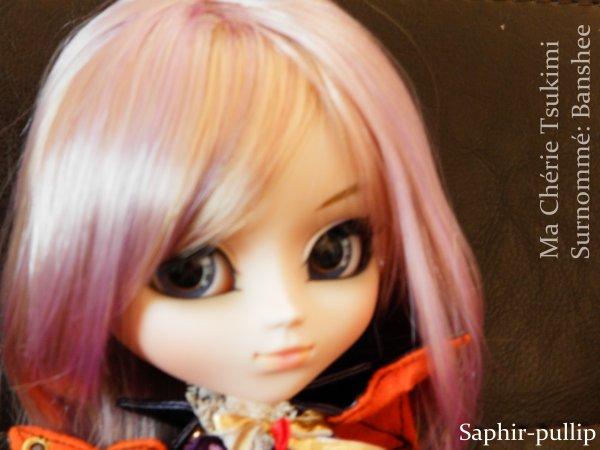 Banshee (Tsukimi) à la maison !!!