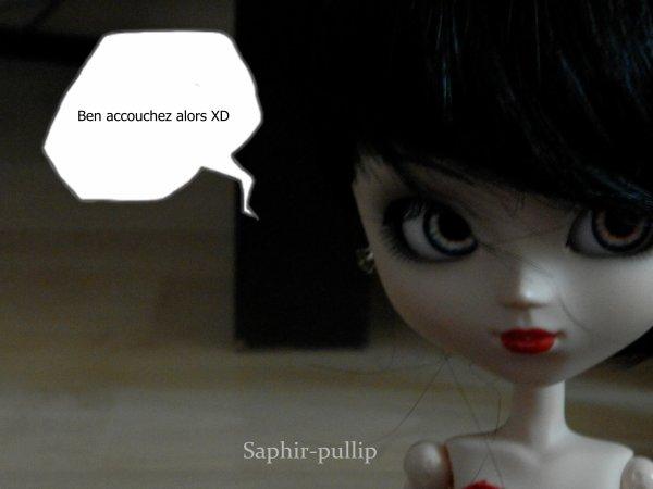 Mais où étais Saphir ? (1)