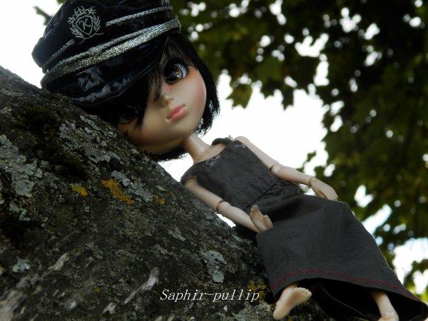 En extérieur de Yukies