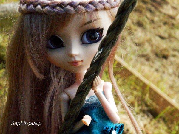 Tsukimi à la campagne