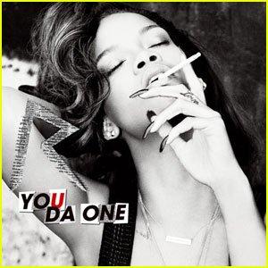 rihanna / you da one (2012)