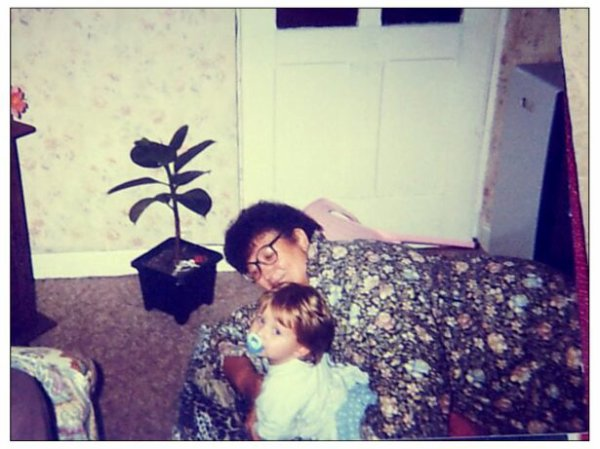 me n ma grandma mums side rip 2004